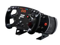 Fanatec Wheel Base and Wheel RIM plus optional racing chair Thrustmaster OSW Leo Bodnar