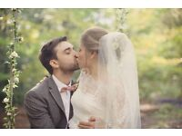 ♥ Full Day Wedding Photography - £600 ♥
