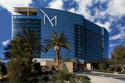 HOTEL ROOM CERTIFICATE  AT THE M RESORT SPA AND CASINO LAS VEGAS 3 DAYS 2 NIGHTS