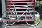 Brand new Hackney Club single speed fixed gear fixie bike/ road bike/ bicycles + 1year warranty10aa