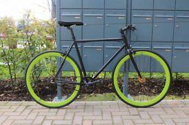 Brand new TEMAN single speed fixed gear fixie bike/ road bike/ bicycles ssw2