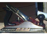 STANLEY HANDYMAN No.4 BENCH PLANE 245 X 50mm #12-204