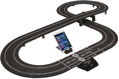 Scalextric Starterset 4,97 Meter mit App Race  Control *** ohne Autos ***