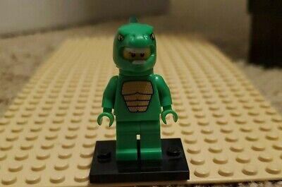 Lego Minifigure Series 5 Lizard Man Godzilla 8805
