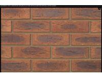 Facing Brick for Sale - Ibstock Hardwicke Welbeck Autumn antique 2 packs x 475 brick