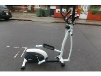 good condition cross trainer, great to stay in shape without going out