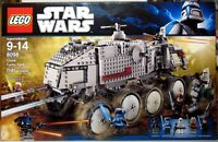 NEW LEGO STAR WARS - CLONE TURBO TANK - 8098 - 1141 PIECES