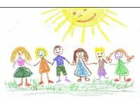 Registered Childminder in Edinburgh West