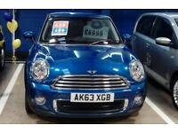 MINI HATCHBACK 1.6 One (blue) 2014