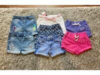 Summer shorts Age 4-5