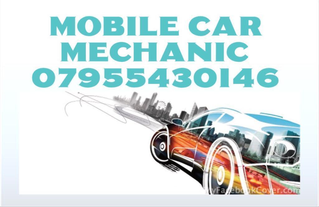 MOBILE CAR MECHANIC.