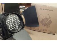 Led studio lights brand new