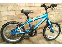"Ridgeback mx 16"" wheel 5 - 7 year old"
