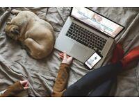 Bespoke Websites for Small Business and Self-employed - Freelance Web Design, Responsive, Wordpress