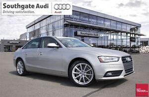 2014 Audi A4 2.0 Progressiv / AWD