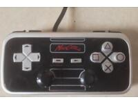SONY PLAYSTATION 2 PS2 PS1 RARE COLLECTORS MADCATZ RETROCON 8202 CONTROLLER PAD