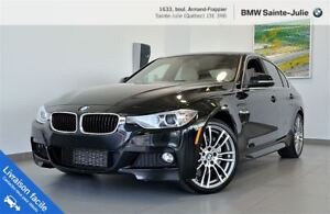 2015 BMW 335i xDrive, Groupe Performance M