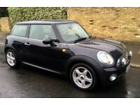 2007 MINI COOPER SIX SPEED LOW MILEAGE AIR CONDITIONING LEATHER TRIM MINI COOPER SIX SPEED