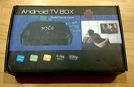 MXIII Amlogic S802 TV Box, Android 4.4.2, 4 Core CPU, 8 CORE GPU