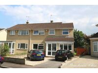 Spacious and Modern extended four bed family house (Combe Down)