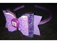 sweetie bow collection handmade hairbows