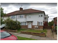 Impressive 2-bed ground floor maisonette available to rent in South harrow HA2