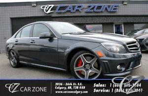 2010 Mercedes-Benz C-Class C63 AMG PERFORMANCE PACKAGE 487HP