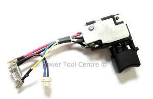 Genuine Makita Trigger Switch BTD134 BTD146 DTD146 Impact Driver New Spare Part