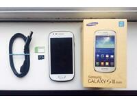 Samsung Galaxy S3 Mini + SandDisk SD Card