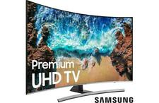 """Samsung UN65NU8500 2018 65"""" Curved Smart LED 4K Ultra HD TV with HDR"""