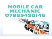 MOBILE CAR MECHANIC ONLY ON WEEKENDS.