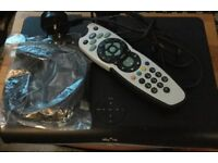 Sky HD+ box in as new condition