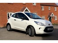 FORD KA 1.2 EDGE 2015 (stop/start) One owner. Full service history. Warranty until August 2018