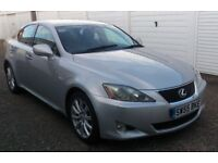 T-Z CARS PRESENT A 2005 LEXUS IS 250 SE AUTO SALOON HISTORY 6 MONTHS WARRANTY PX WELCOME