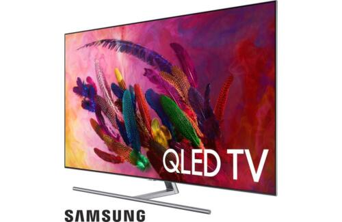 "Samsung 65"" Class LED Q7F Series 2160p Smart 4K UHD TV with HDR QN65Q7FNAFXZA"