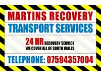 LOCAL VEHICLE RECOVERY COLLECTION WE COVER ALL WALES AND BEYOND
