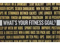 Personal Training with MotivE8 Fitness Autumn Offers
