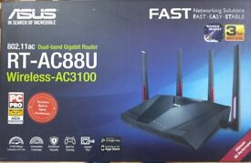 Asus RT-AC88U Router Switch WiFi