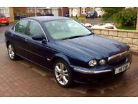 Jaguar X Type, Full Service History,