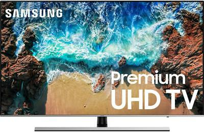Samsung Un65nu8000 2018 65  Smart Led 4K Ultra Hd Tv With Hdr