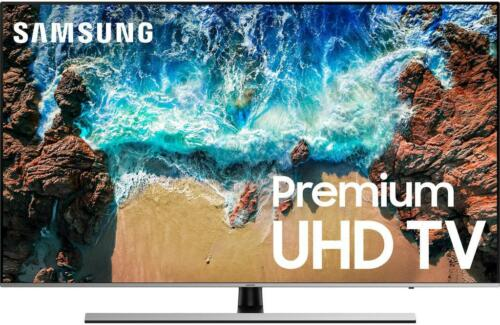 """Samsung Un55nu8000 2018 55"""" Smart Led 4k Ultra Hd Tv With Hdr"""