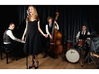 Professional Jazz Band available for parties, weddings, xmas do's, NYE