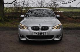 2008 BMW 5 Series 3.0 530d M Sport