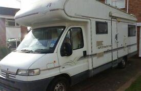 Autostratus EB Camper Van