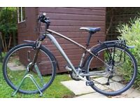 Specialized Crosstrail Elite 2010 Mens Hybrid Bicycle - Medium
