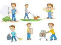 Handyman for: odd jobs / gardening / DIY / cleaning I WILL BEAT ALL QUOTES!