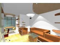 Interior/ Outdoor design, Architectural Survey, CAD Drawings, 3D Modelling