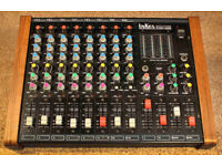 PA System with 8 Channel Mixer, Power Amp, 4 Mics, no speakers