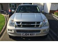 Used Isuzu 3.0 TD for sale (inc recent MOT, Full service history, low mileage) in Haverfordwest
