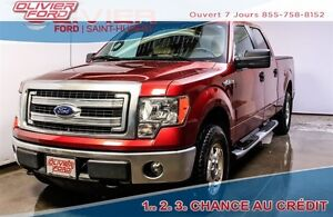 2014 Ford F-150 XLT, 4X4, A/C